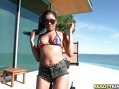 Sexy Yasmine De Leon Shows Her Charms 2