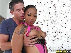 Myeshia Nicole - Dick delivery
